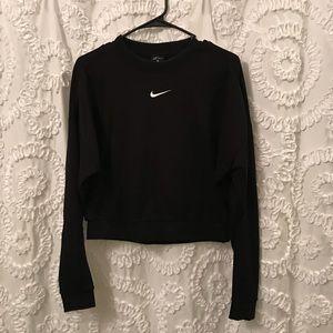 Nike Crop Sweat Shirt